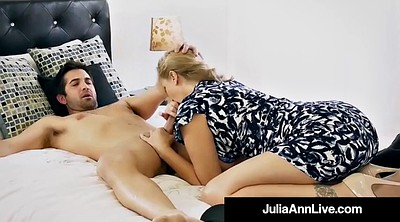Mom son, Julia, Mom tits, Mom face