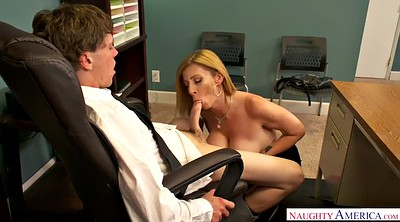 Sara jay, Sara, Mature office