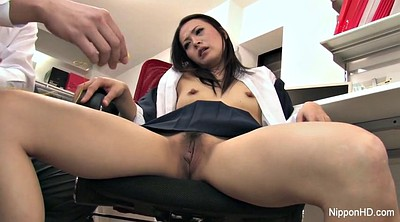 Office, Secretary, Japanese office, Japanese young, Japanese tits, Lick