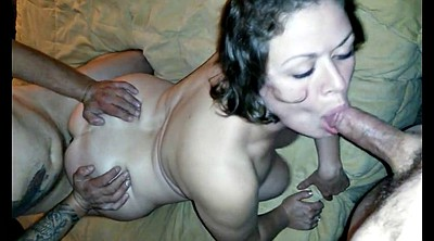 Cuckold creampie, Double creampie, Wife friend, Sloppy seconds