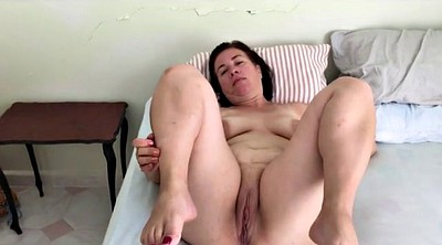 Moms, Mom masturbating, Granny mature