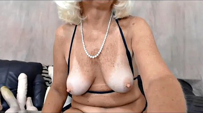 Model, Web, Granny solo, Amateur granny