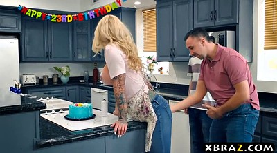 Gangbang, Birthday, Mom gangbang, Milf party, Milf dp, Birthday fuck