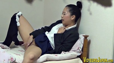 Japanese student, Asian solo
