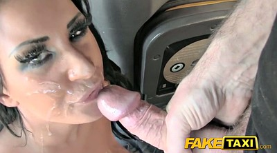 Fake taxi, Knees, Big fake tits