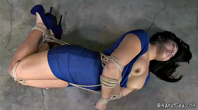 Clothed, Asian bondage, Clothed sex