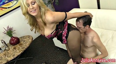 Julia ann, Julia, Slaves, Foot slave
