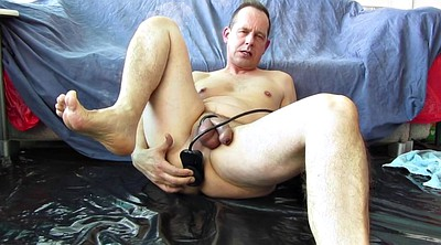 Prostate, Anal fisting