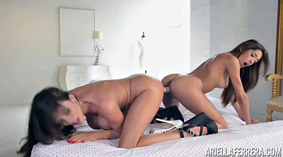 Share, Ferrera, Double dildo