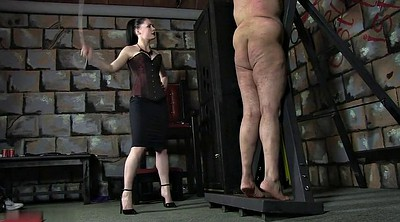 Caning, Mistress, Male, Caned