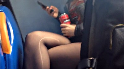 Bus, Leg, Beautiful leg
