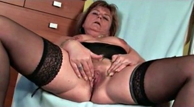 Stock, Stockings mature, Stocking mature, Pierce, Mature stocking, Stocking pussy