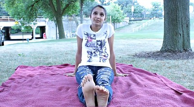Solo feet, Indian solo, Park, Indian outdoor