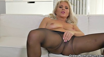 Pantyhose, Black mature, Ebony mature, Mature pantyhose