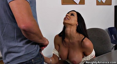 Student, Kendra lust, Busty office