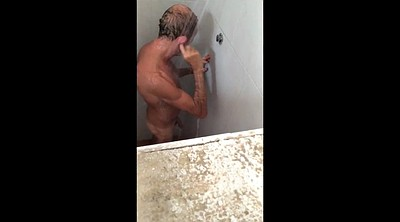 Spy gay, Bbw shower