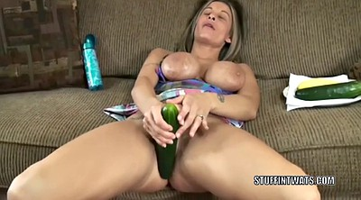 Amateur wife masturbation, Wife masturbating, Cucumber
