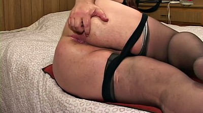Stockings solo, Solo nylon, Stocking anal, Big ass milf, Bbw solo