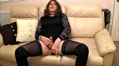 Crossdressing, Thigh, New