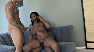 Big tit, Bbw threesome
