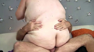 Beautiful bbw, Fat guy