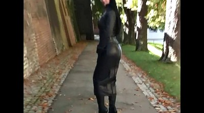 Latex, Skirt, Leather skirt