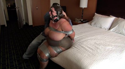 Office nylon, Bound, Nylon bbw, Tit bdsm, Bbw bondage, Bbw office