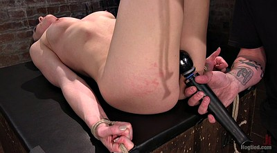 Slave, Throat, Tied blowjob