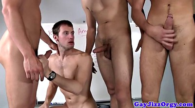 Gape, Gaping, Four, Orgy anal, Anal orgy