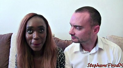 Ebony casting, French interracial