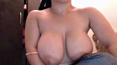 Huge tits, Nipple, Huge nipples, Webcams