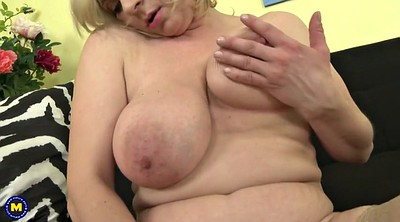 Grannies, Feeding, Busty mom