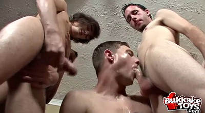 Gangbang bukkake, Spray, Torn, Homosexual