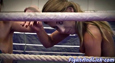 Wrestling, Lesbian fight, Fight, Ring, Boxing, Wrestle