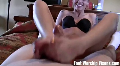 Foot worship, Piper