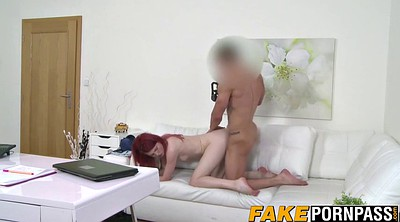 Teen casting, Casting babe, Casting redhead