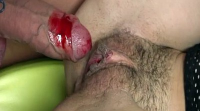 First time, Hairy missionary, Hairy gay, Closeup