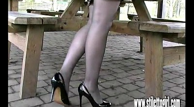 Shoes, Jenna, Milf foot, High-heels
