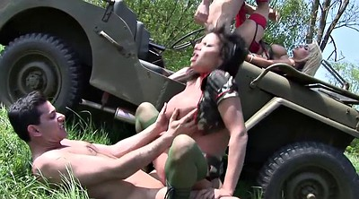 Army, Soldier, Nylons