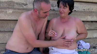 German, Old young, Old and young, Mom caught, Caught fucking, Bbw mom
