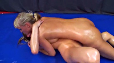 Wrestling, Lesbian wrestling, Girl fight, Fighting