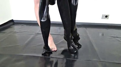 Japanese black, Japanese latex, Catsuit, Blacked japanese