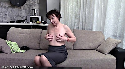 Interview, Camera, Horny, First casting