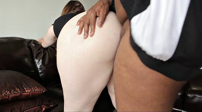Pale, Ebony bbw, Big black ass