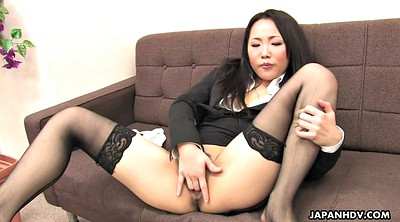 Japanese orgasm, Japanese office, Japanese stocking, Japanese solo, Hairy solo