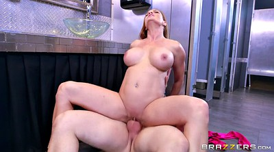 Diamond foxxx, Stepson