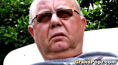 Grandpa, Outside
