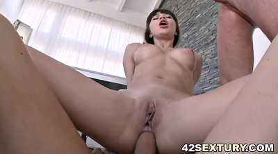 Asian gay, Asian office, Double anal asian