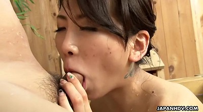 Sauna, Japanese small, Japanese facial