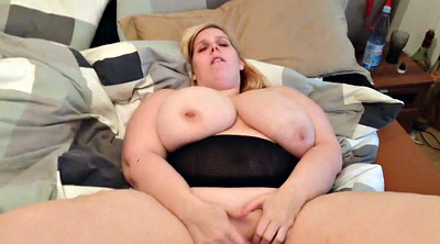 Solo bbw, Naked
